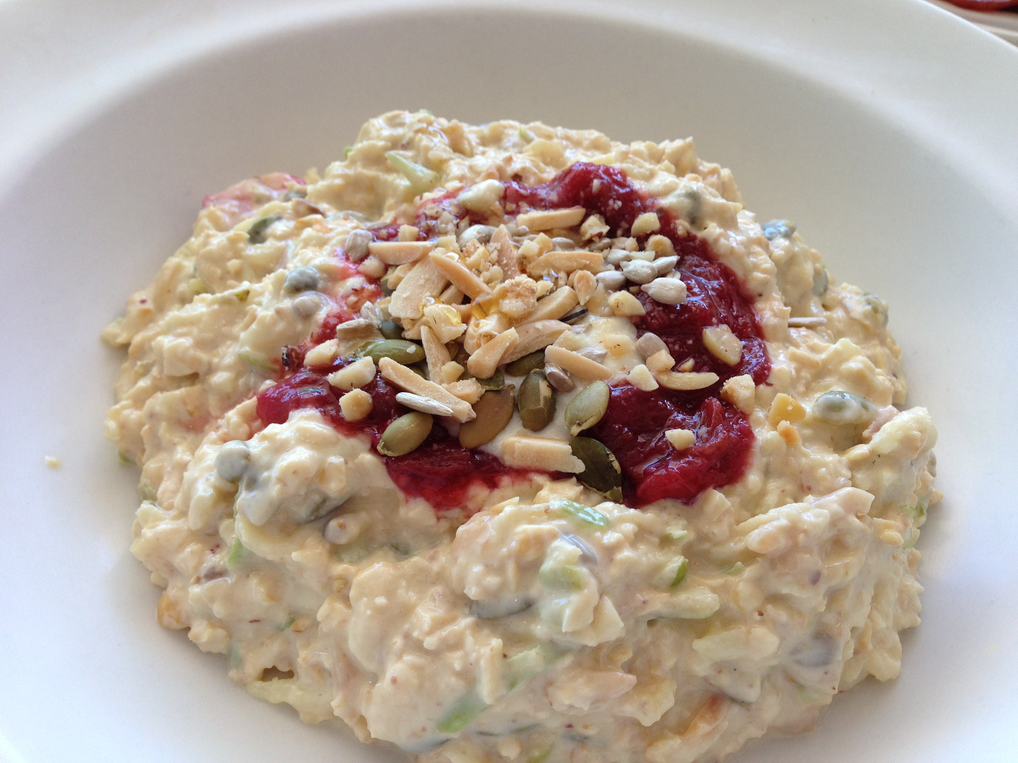 Bircher Muesli - The Cliffs of Moher Retreat | Yoga ...