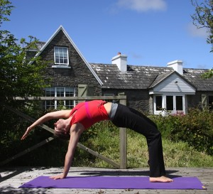 The Little Yoga Cottage
