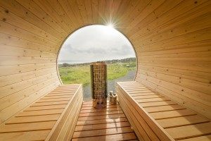 Cliffs of Moher retreat sauna