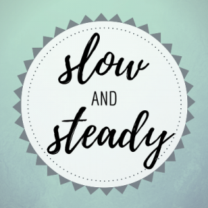 slow-and-steady