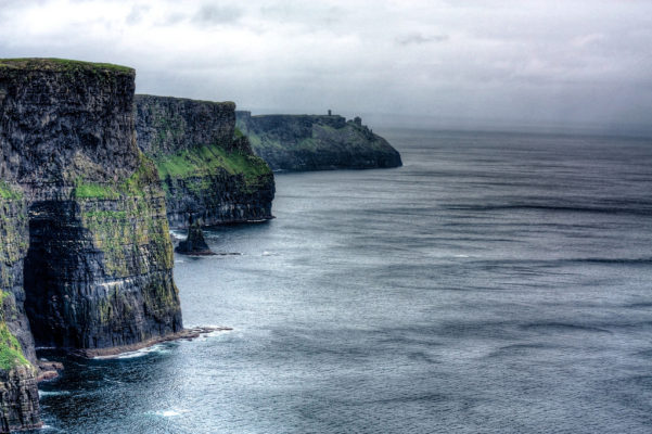 Cliffs of Moher Wim Hof