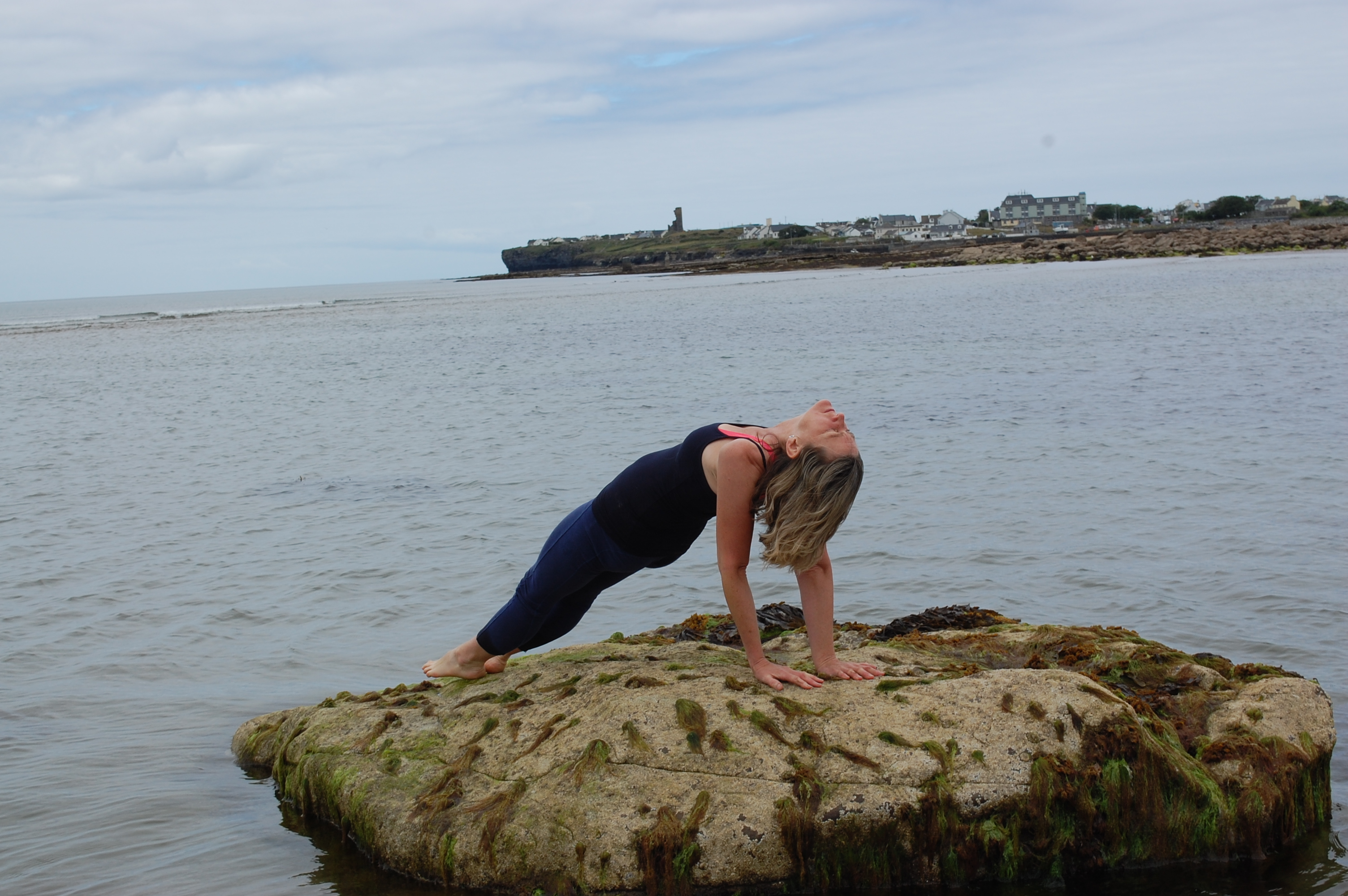 Kaye Mcinerney The Cliffs Of Moher Retreat Yoga Ireland Lahinch Clare Liscannor