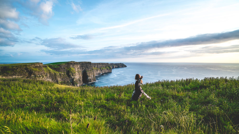 Cliffs of Moher Retreat - main image